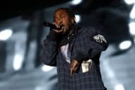 Kendrick Lamar Is Ready For War