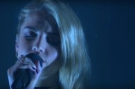 Watch London Grammar Smolder Through &#8220;Big Picture&#8221; On <em>James Corden</em>