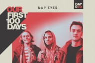 "Nap Eyes – ""Your Samples, Our Obsession"""