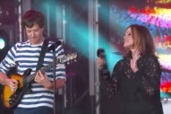Watch OK Go &#038; The Go-Go&#8217;s Join Forces For <em>Kimmel</em>&#8217;s Mash-Up Monday