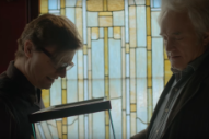 "Aimee Mann – ""Patient Zero"" Video (Feat. Bradley Whitford)"