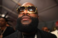 "Rick Ross – ""She On My Dick"" (Feat. Gucci Mane)"