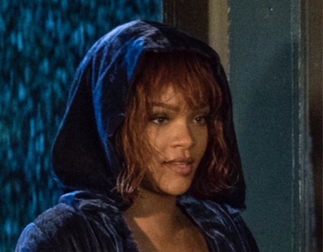Rihanna on Bates Motel