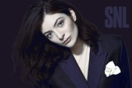 Watch Lorde Perform &#8220;Green Light&#8221; &#038; &#8220;Liability&#8221; On <em>Saturday Night Live</em>