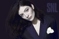Watch Lorde Perform &#8220;Green Light&#8221; &#038; &#8220;Liability&#8221; On <em>Saturday Night Live</em>