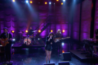 Watch Hurray For The Riff Raff's Excellent Conan Performance