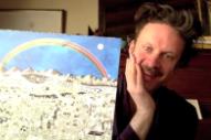 Watch Father John Misty's Wacky New Unboxing Video