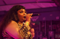 "Watch Lizzo Cover ANOHNI's ""Drone Bomb Me"" At SXSW"