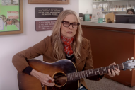 "Aimee Mann – ""Goose Snow Cone"" Video"