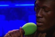 Watch Stormzy Cover Frank Ocean In The BBC Live Lounge