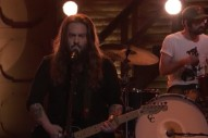 Watch Strand Of Oaks Look Like A Lion On <em>Conan</em>