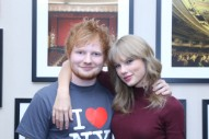 Taylor Swift To Punish Us With A Year Of Ed Sheeran