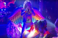Watch The Flaming Lips Play <em>Colbert</em> With An Astronaut, A Unicorn