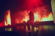 Vince Staples Delivers A Dark And Brooding SXSW Set