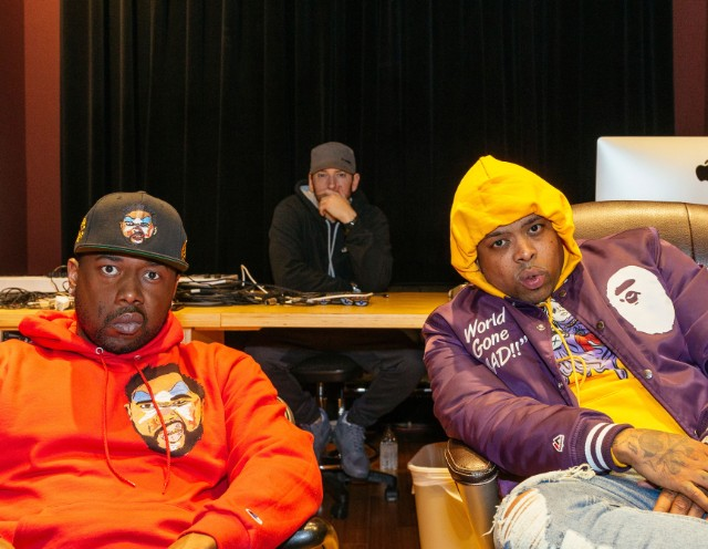 Westside Gunn and Conway
