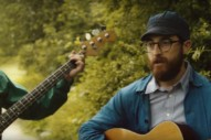 Watch Woods Play In The Woods For Their Take Away Show