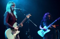 Watch Liz Phair Perform With Best Coast At Planned Parenthood Benefit In LA