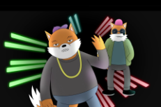 Watch Watch Killer Mike & Big Boi Voice Foxes On HBO's <em>Animals</em>