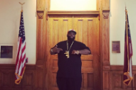 Killer Mike Honored By Georgia State Senate