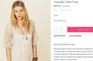 Coachella Sues Urban Outfitters