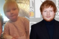Ed Sheeran Acknowledges Baby Doppelgänger, Promises Not To Procreate Anytime Soon