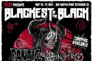 Danzig Festival Promises Sacrifice Altar, Blood Bath, Roaming Demons