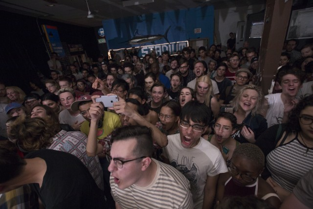 Shea Stadium Kickstarter campaign a success for DIY venue