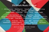 Pitchfork Music Festival 2017 Lineup