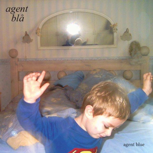 Agent blå - Agent Blue