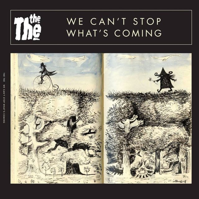 "The The – ""We Can't Stop What's Coming"" - Stereogum"