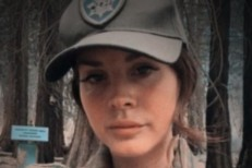 Lana Del Rey Shares A Message From The Woods