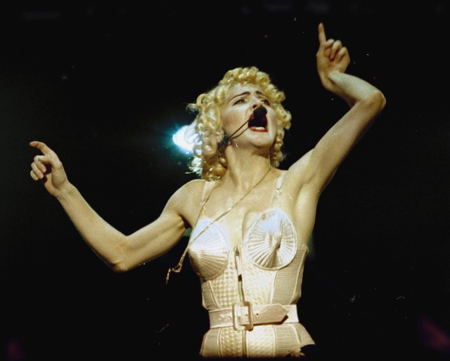 Madonna dismisses 'Blond Ambition' biopic: 'Only I can tell my story'