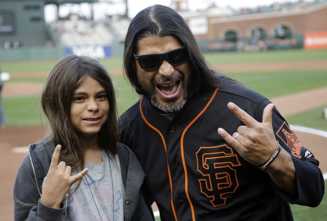 12 year old joins rockers Korn on tour