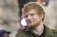 Ed Sheeran Got Another Bad Tattoo But This Time It Wasn't His Fault