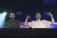 Chainsmokers Crash Prom