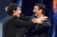 Watch Steve Perry Reunite With Journey (And Meet His Replacement) At Their Rock & Roll Hall Of Fame Induction
