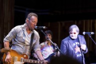 Watch Bruce Springsteen's Surprise Performance At Asbury Park Festival