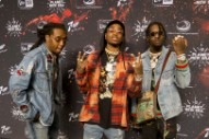 Migos Announce Collaboration With One Direction's Liam Payne