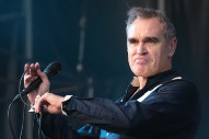 Morrissey Cancels Tonight's San Antonio Show Too