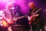 "Watch Bob Weir & Trey Anastasio Cover Lady Gaga's ""Million Reasons"""
