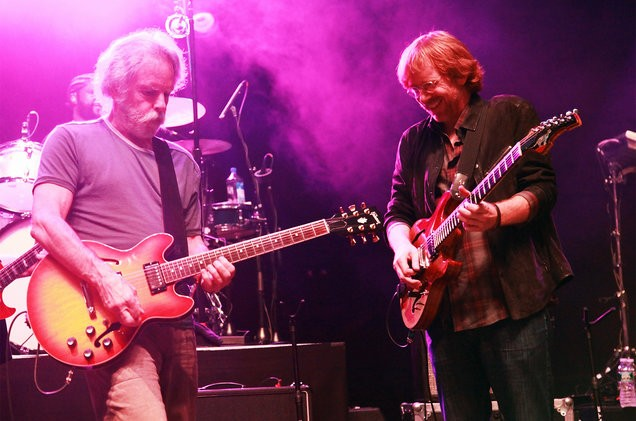 Watch Bob Weir & Trey Anastasio Cover Lady Gaga's