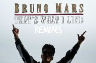 "Bruno Mars – ""That's What I Like"" Remixes Feat. Gucci Mane, PARTYNEXTDOOR, & BLVK JVCK"