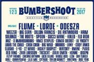 Bumbershoot 2017 Lineup