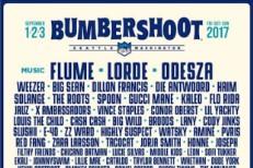 Bumbershoot 2017