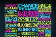 Life Is Beautiful 2017 Lineup Has Chance The Rapper, Cage The Elephant, Bill Nye The Science Guy