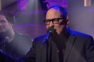 Watch Craig Finn Sing &#8220;Preludes&#8221; and &#8220;God In Chicago&#8221; On <em>Seth Meyers</em>
