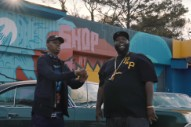 "Cuz Lightyear – ""Pots N Pans"" (Feat. Killer Mike) Video"