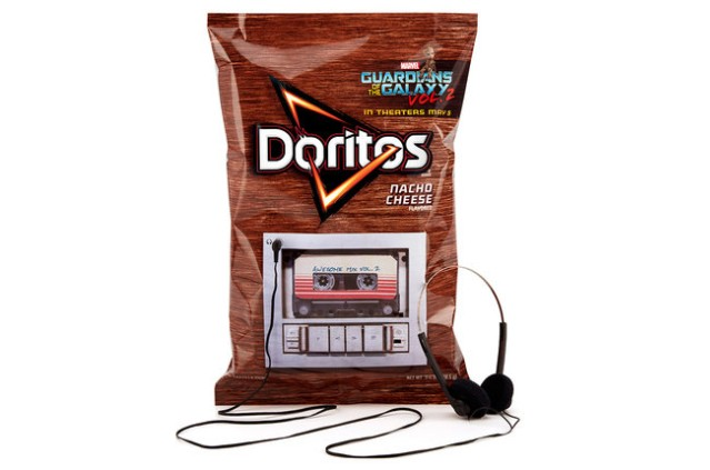 New Doritos Bags Play Guardians Of The Galaxy Vol  2