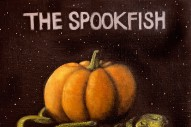 """The Spookfish – """"Black Ghost With Red Eyes"""""""