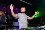 Paul Oakenfold DJs Mt. Everest